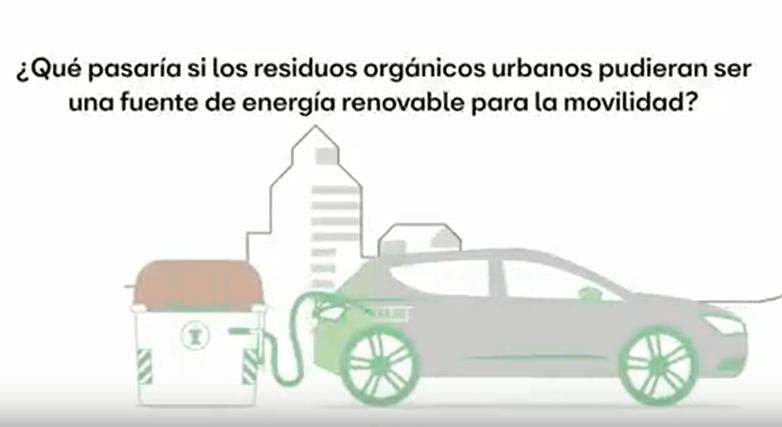 De la basura a tu coche