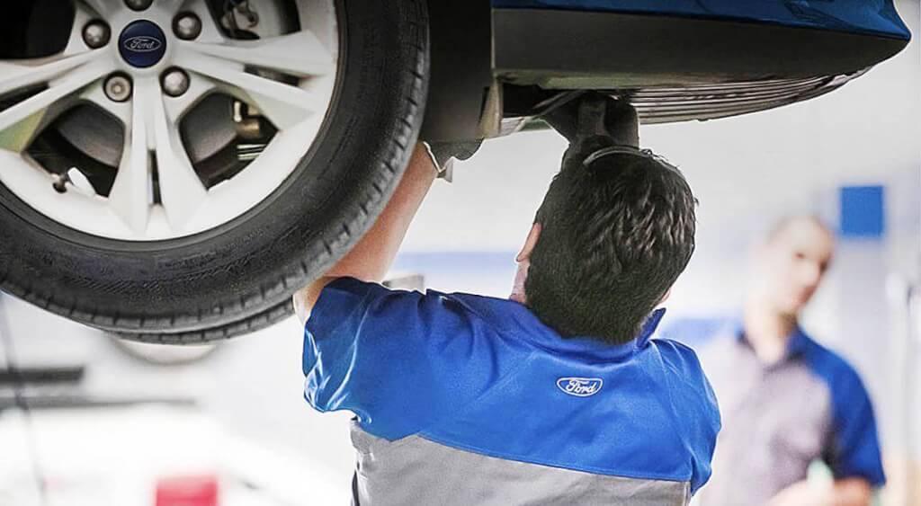 Cuidá tu Ford en el taller oficial, con los mejores beneficios