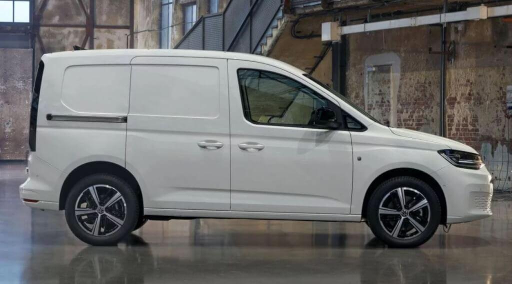Volkswagen va contra la Renault Kangoo: así es la actualización del famoso utilitario alemán