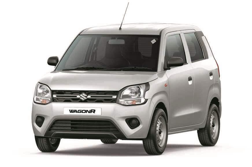 Maruti Suzuki lanza el WagonR a gas, parte de la misión Green Million
