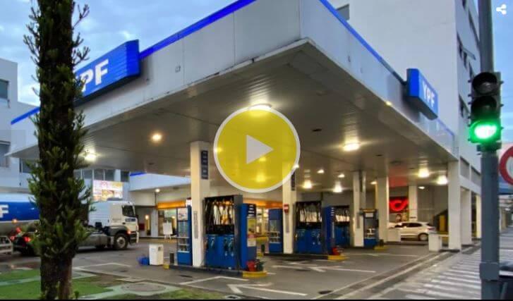 YPF aumentó 2,9% las naftas y el gasoil desde este martes