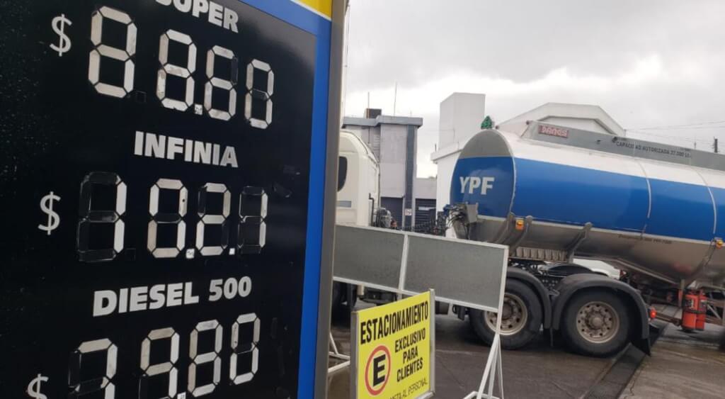 Con la suba de los combustibles, la premium pasó los $ 100: así quedaron los precios en Córdoba